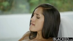 Erotic bride want a BBC husban - HD porn blowjob